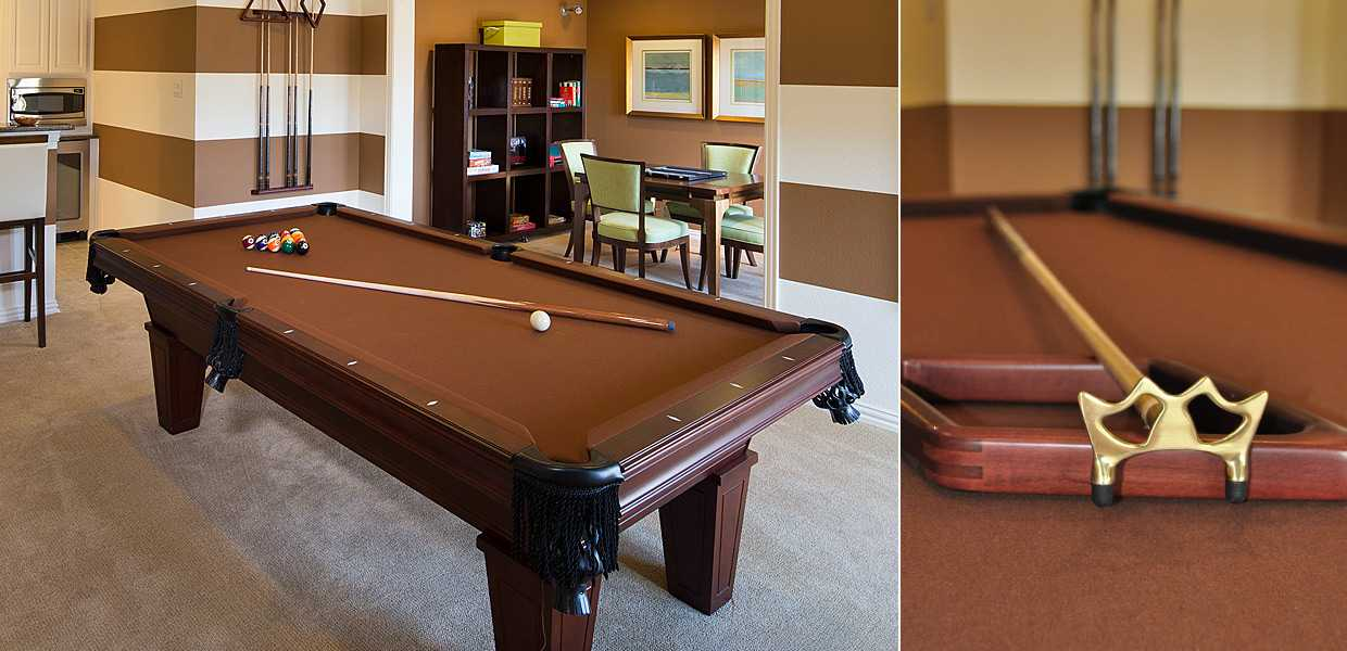 CUSTOM GAME ROOM | WHITLEY PLACE | PROSPER, TX
