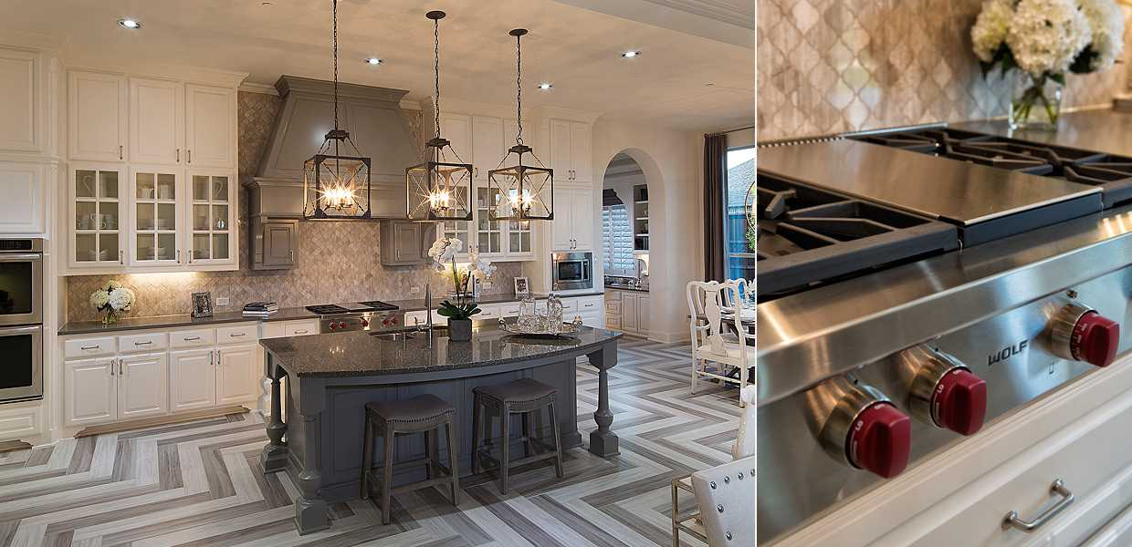 LUXURY KITCHEN | LAKES OF LAS COLINAS | LAS COLINAS, TX