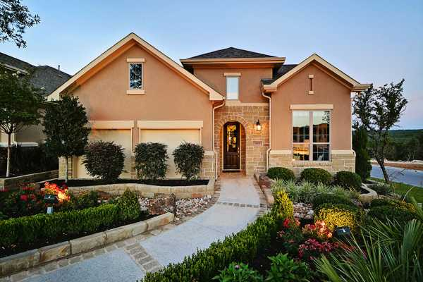 Model homes in austin tx
