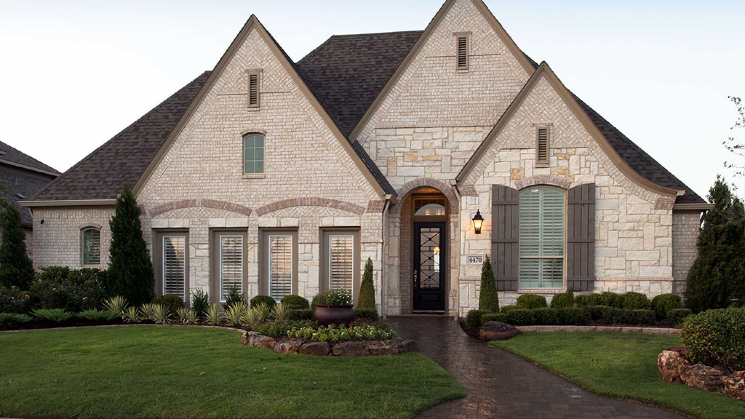 New Homes in Windsong Ranch 60s - Home Builder in Prosper TX on