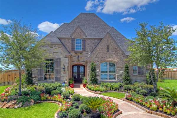 Katy area model homes