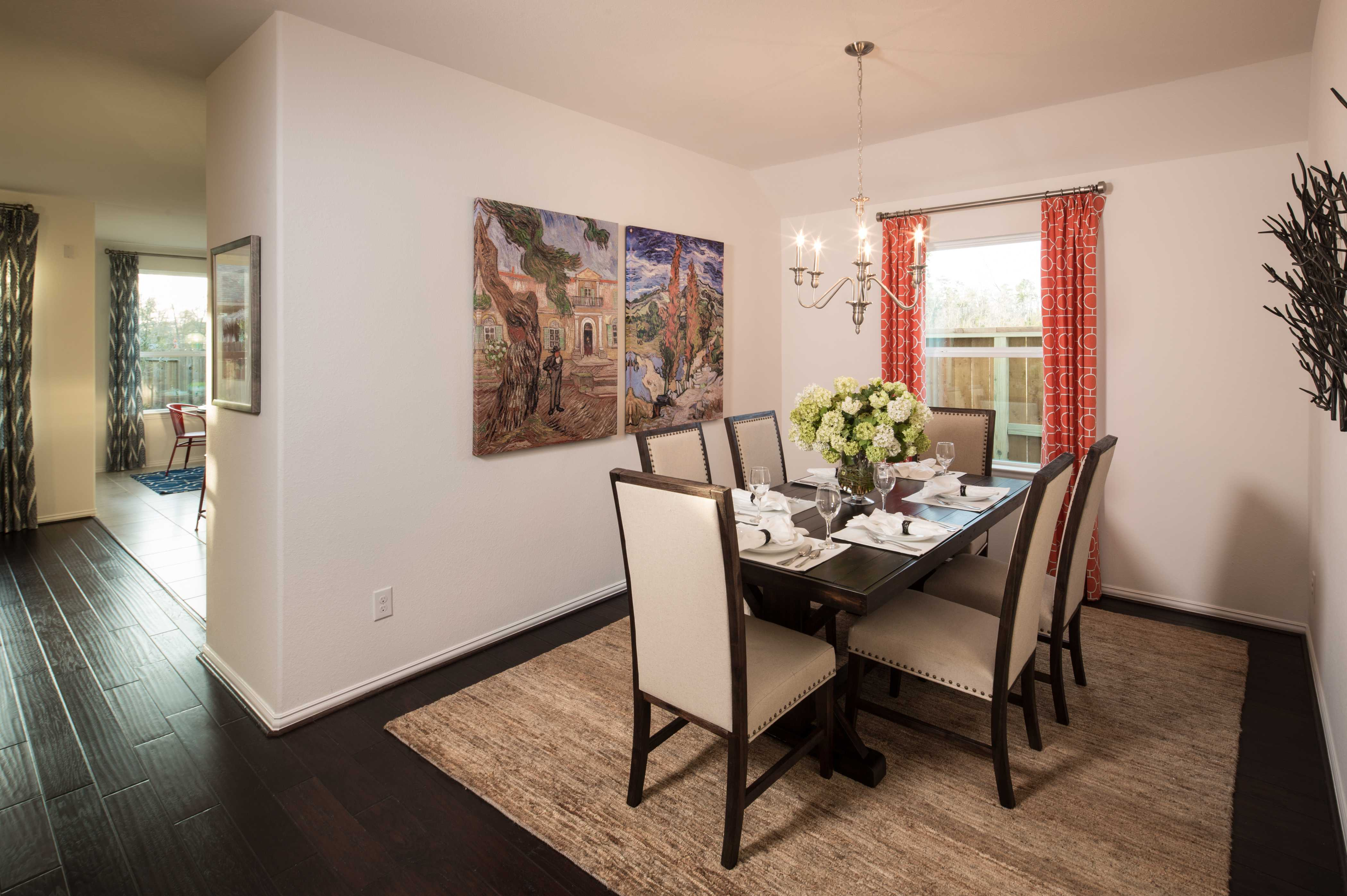 New Home Floorplan Ashwood in Celina TX