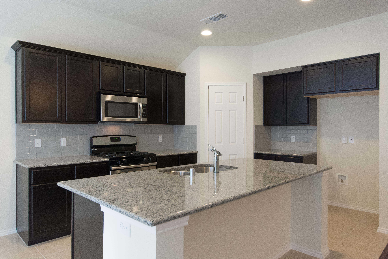 New Home Floorplan Camden in Celina TX