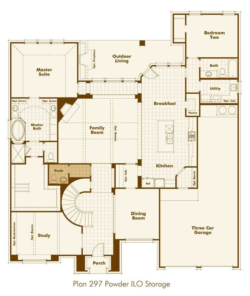 Model Home In Houston Texas The Lakes Of Shadow Creek In
