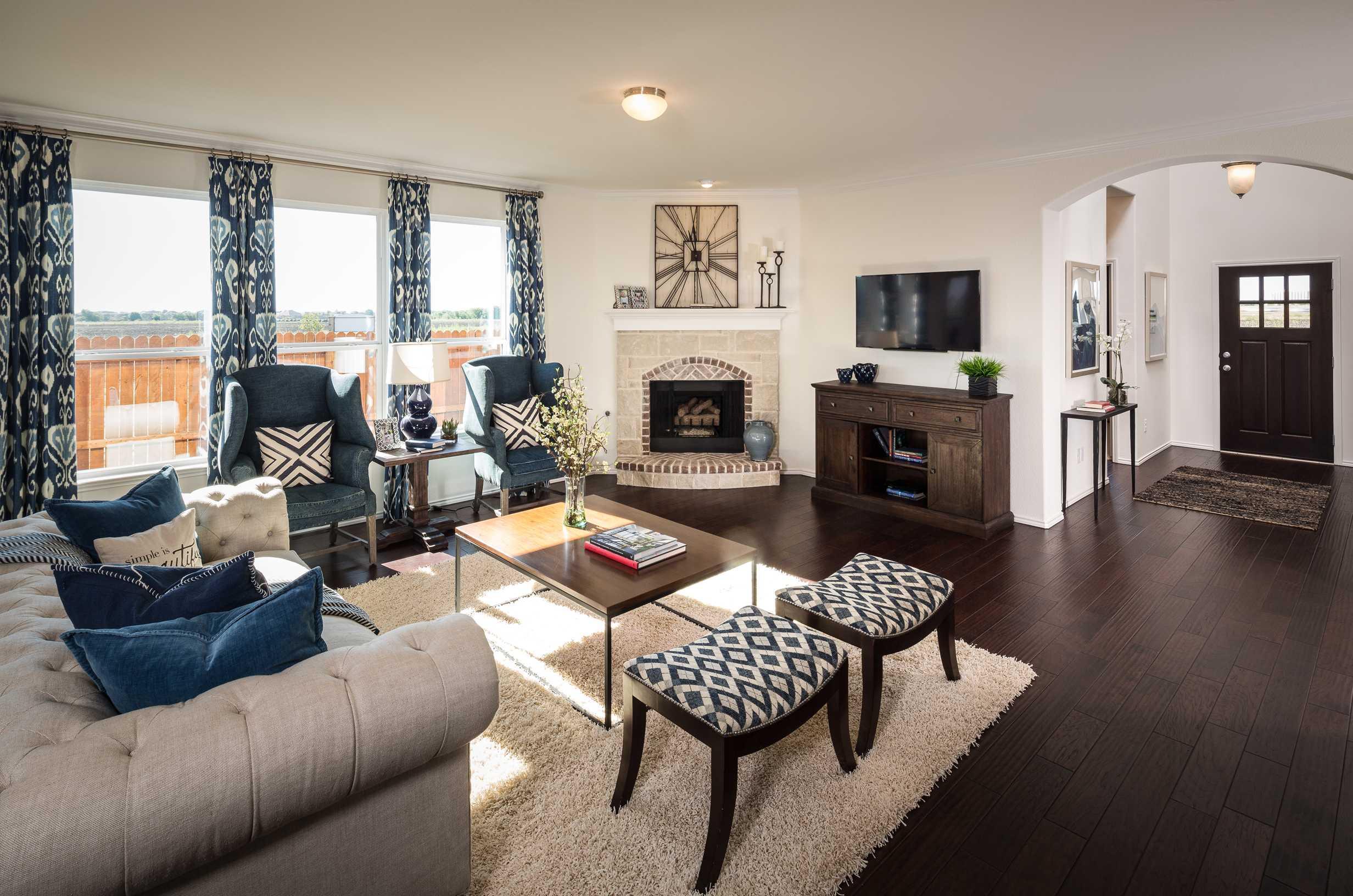 New Home Plan SUTH in Northlake TX