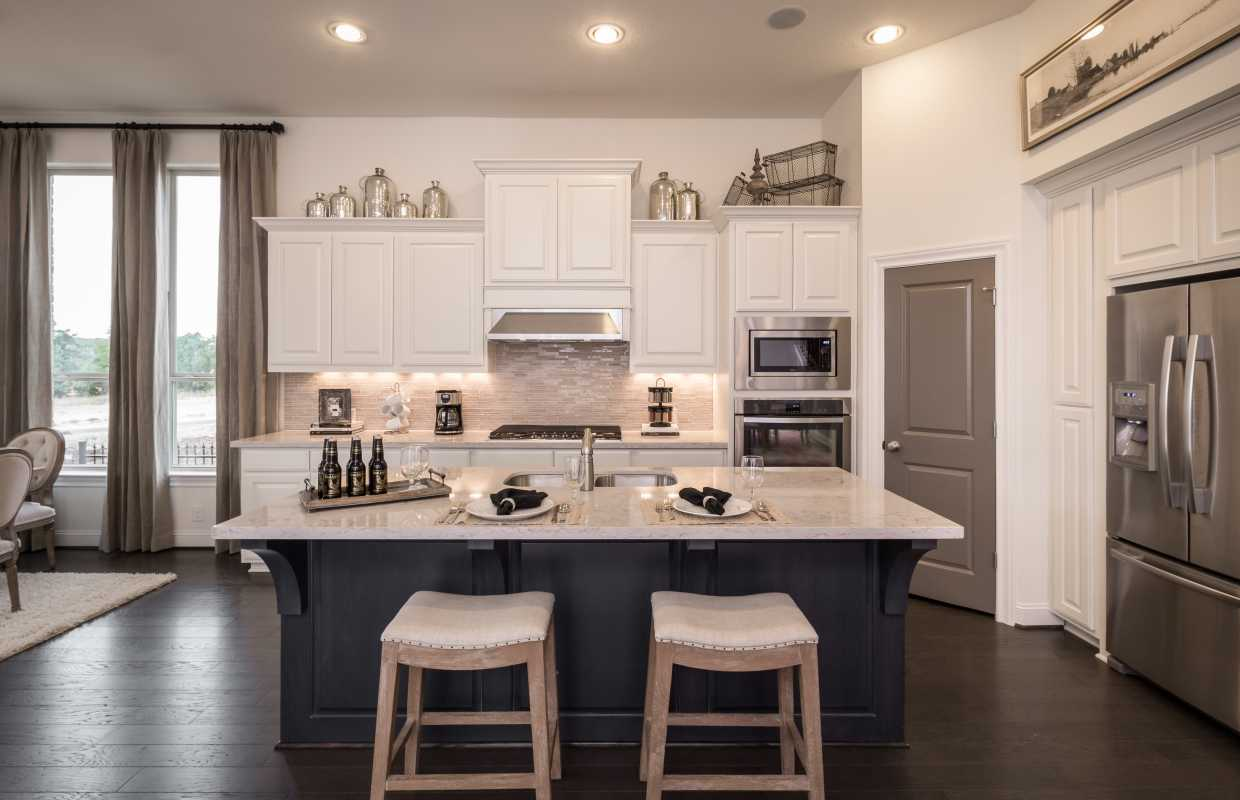 Model Home In San Antonio Texas Coronado Community