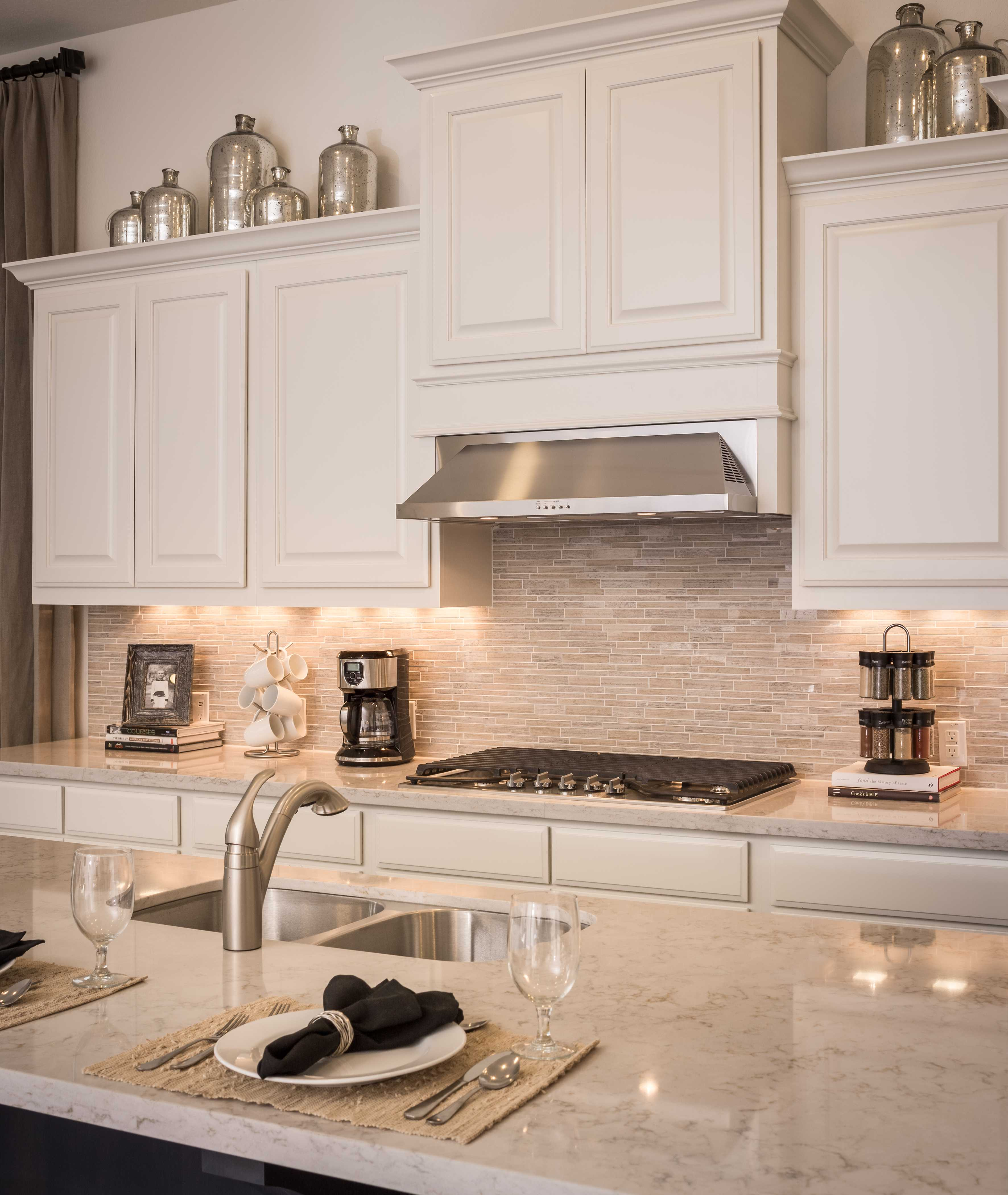 Kitchen Cabinets In San Antonio: Home Builder In San Antonio TX