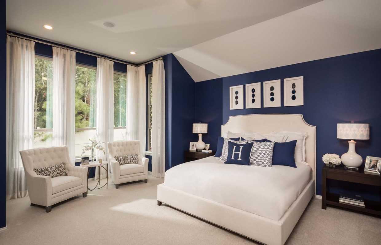 Caption - master bedroom