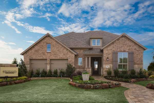 New Homes In Wildridge 50ft Lots Home Builder Oak