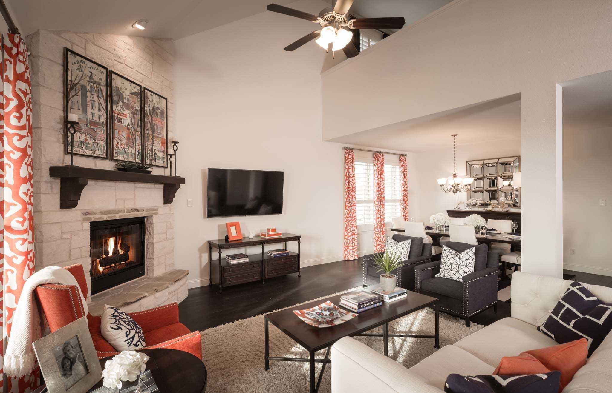 Representative Photo. New Home Plan 207 in Spring  TX 77386