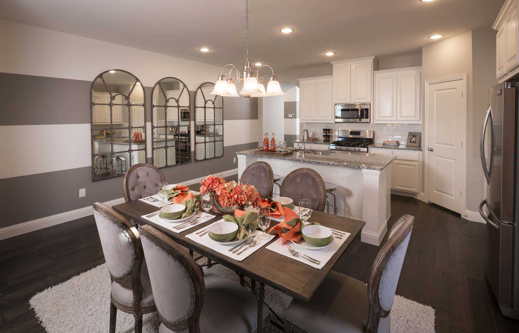 New Home Plan 557 in Richmond, TX 77407