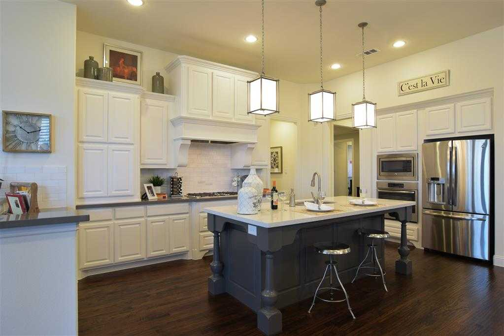 New home plan 243 in humble texas 77346 for Timberwood custom kitchens