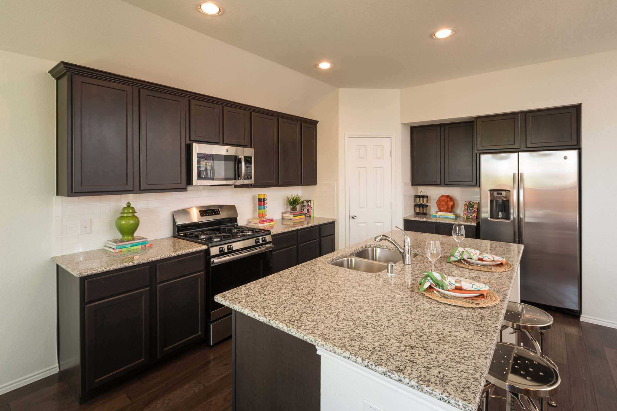 Model Home in Dallas / Fort Worth Texas, Clements Ranch community