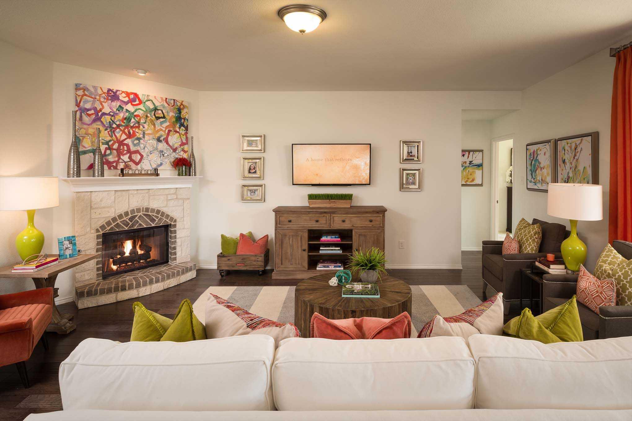 Representative Photo. New Home Plan ASHW in Round Rock  TX 78665