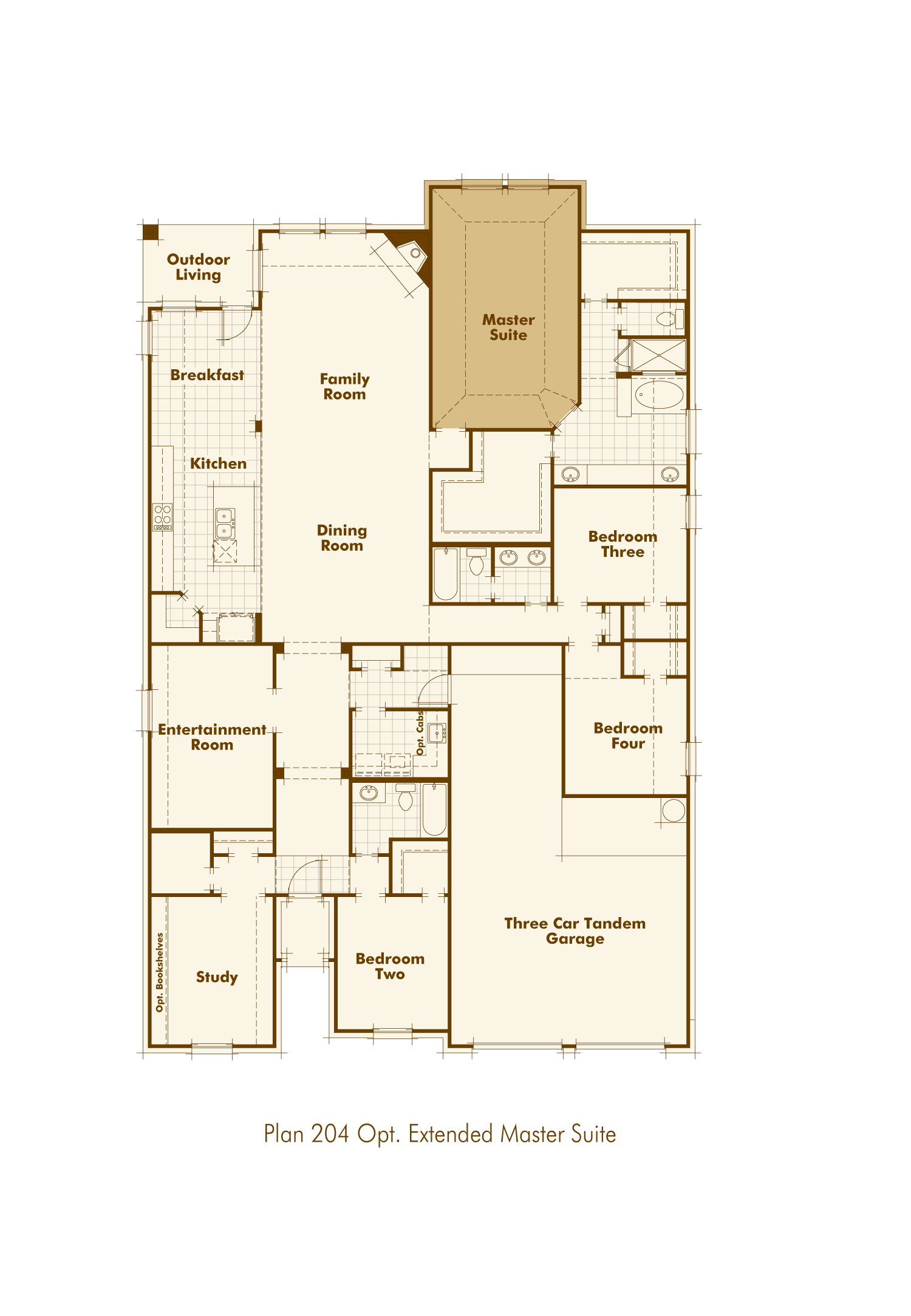 Highland homes floor plans thefloors co for Homes floor plans with pictures