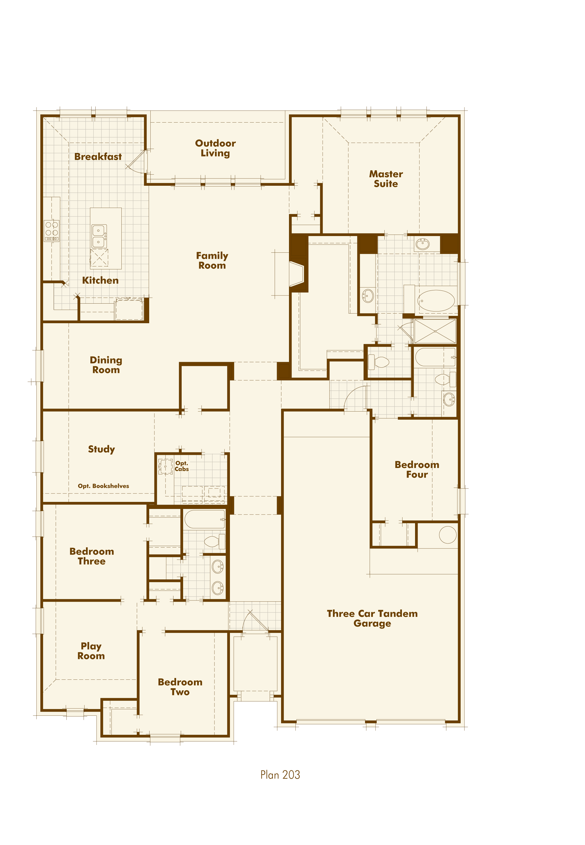 New Home Plan In Richmond Tx - highland homes floor plans houston ...