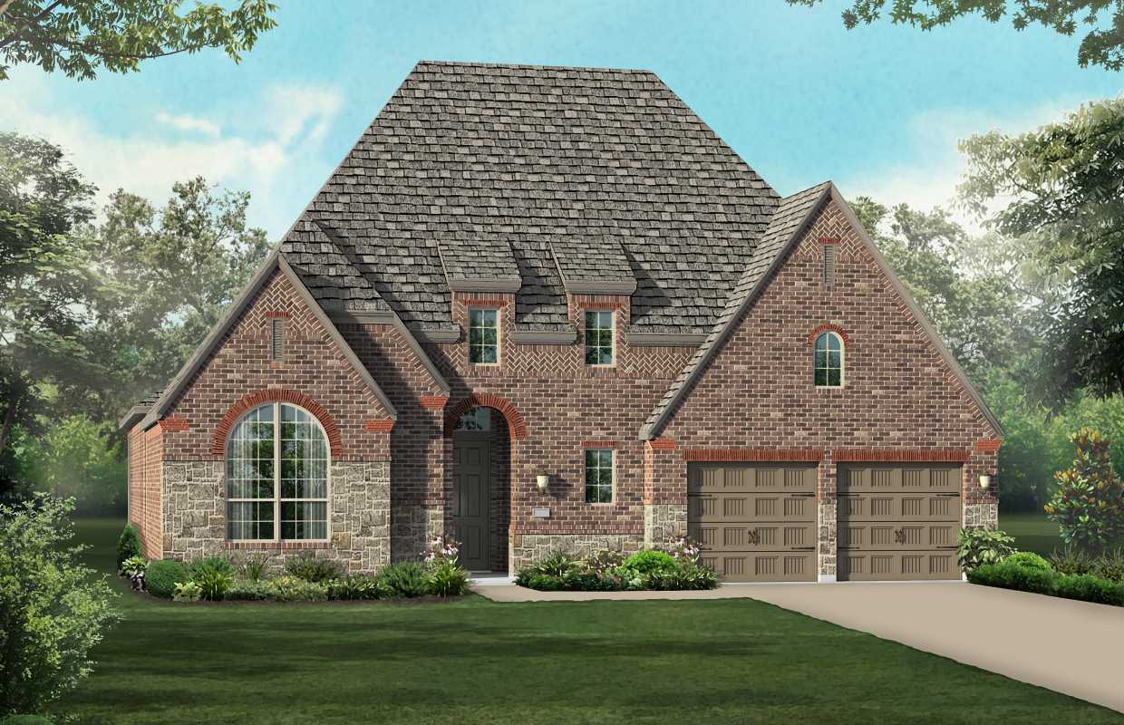 New Home for Sale 3508 Misty Meadow Lane Flower Mound TX