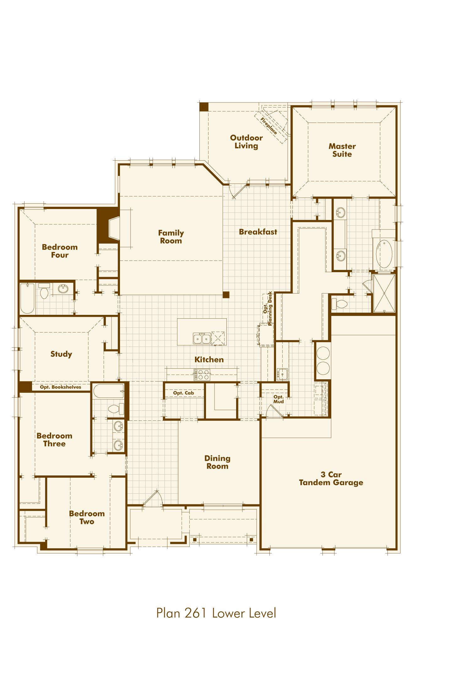 new home plan 261 in georgetown tx 78628