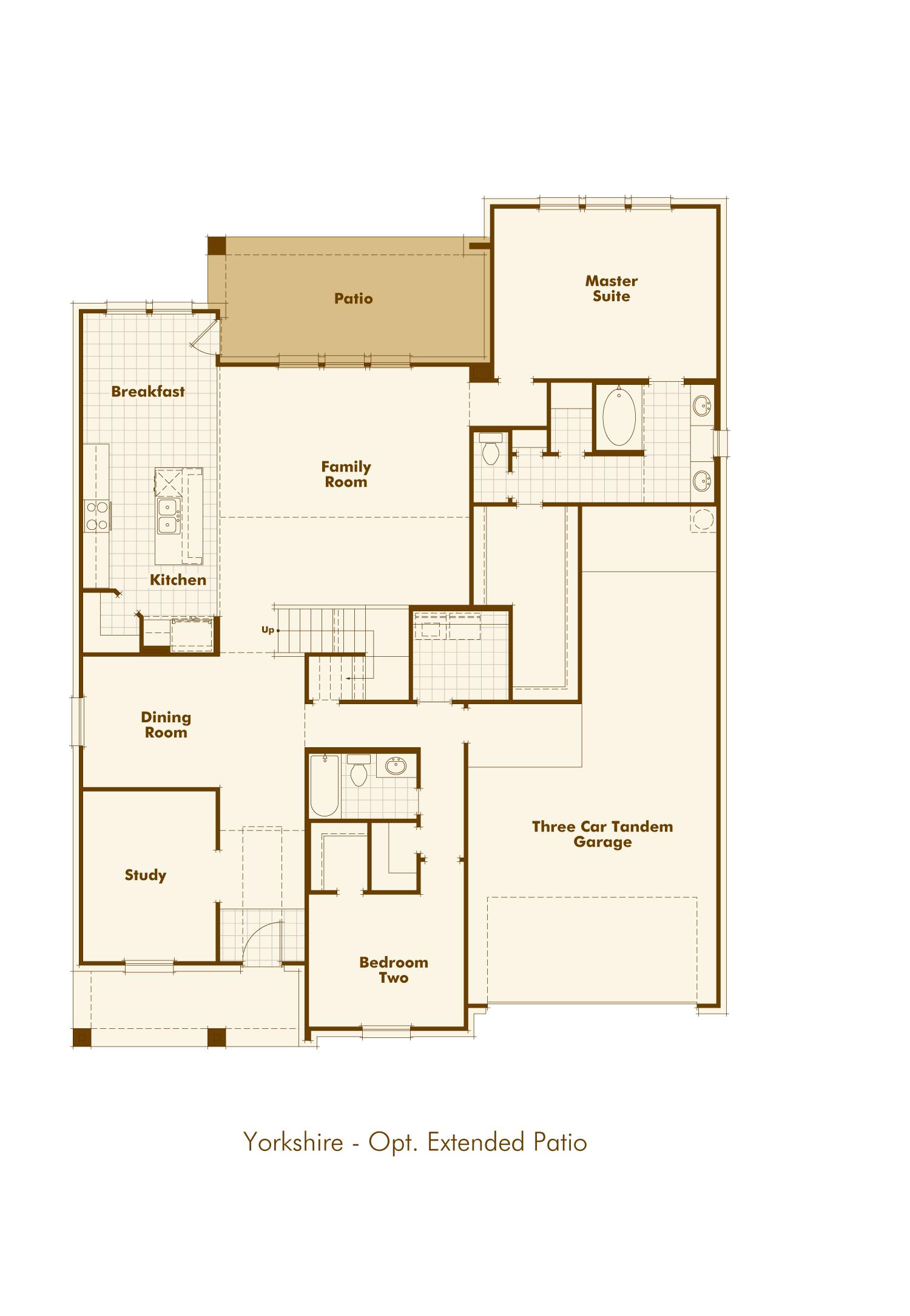 New Home For Sale 2306 Umber Oaks Lane Fulshear Tx 77423
