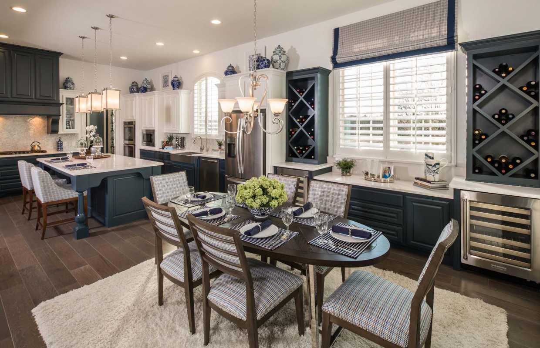 Model Home In Dallas Fort Worth Texas Lantana Reata