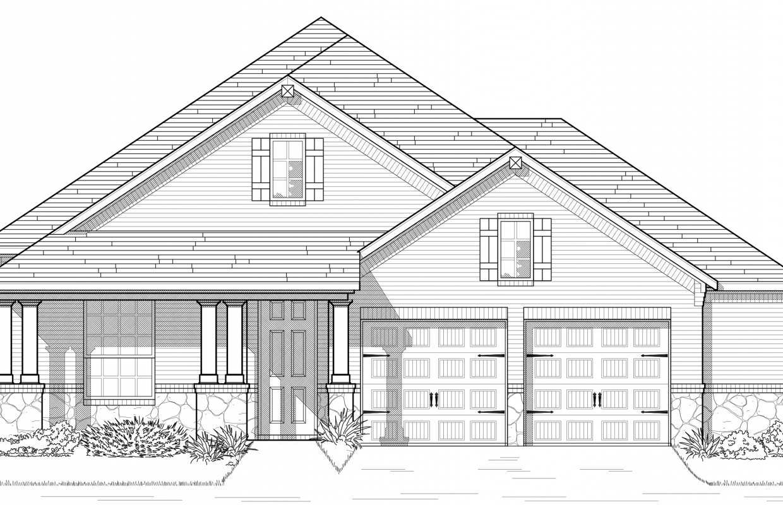 New Home Plan 539 in Richmond, TX 77469