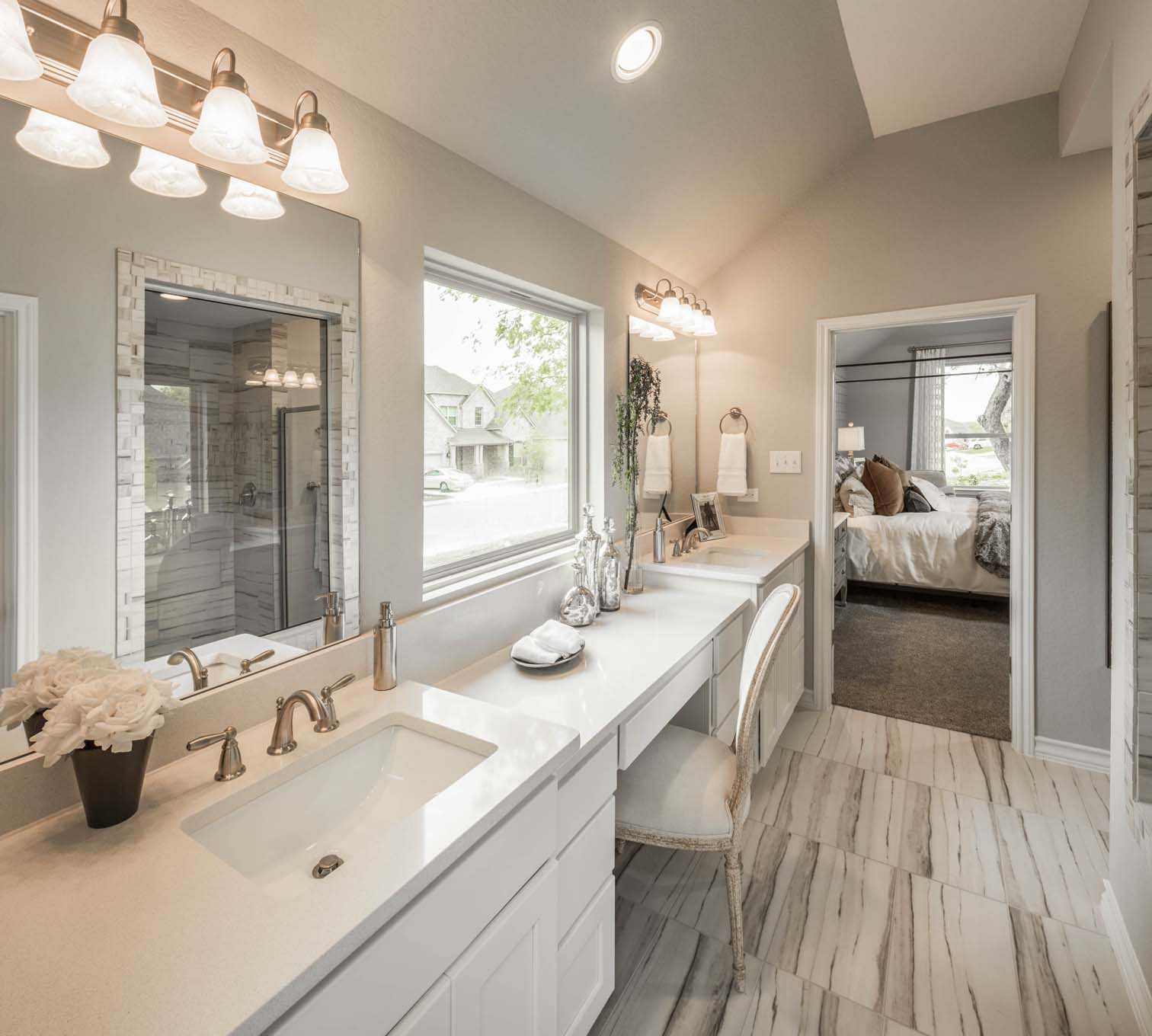 Model Home In San Antonio Texas Coronado Community: Model Home In San Antonio Texas, Balcones Creek 55s Community
