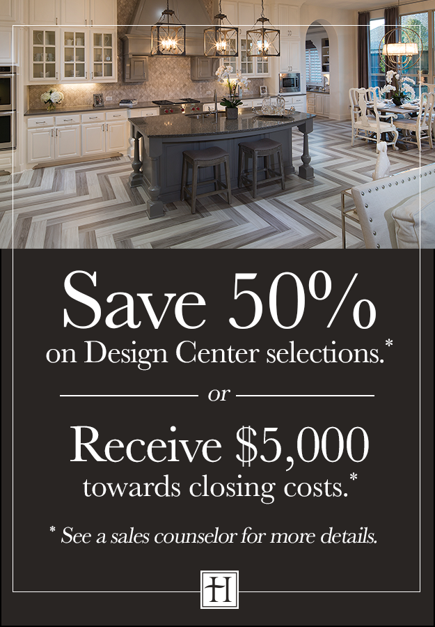 Highland homes houston design center - Home design