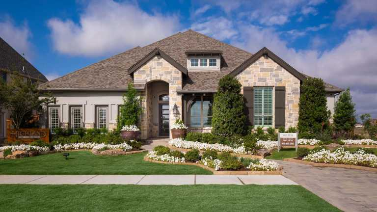 New Homes In Edgestone At Legacy Home Builder In Frisco Tx