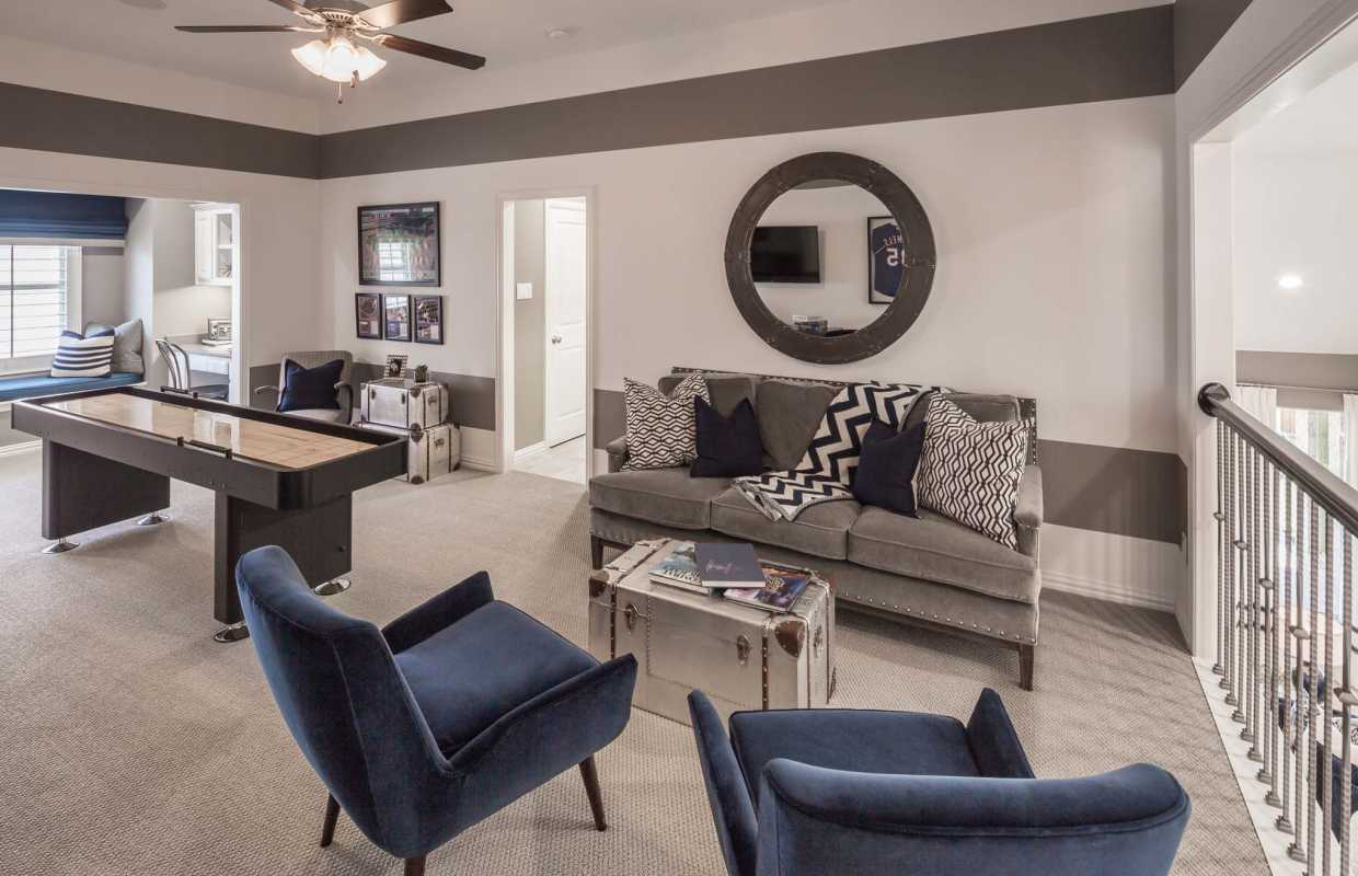 Model Home In Dallas Fort Worth Texas Viridian 65s