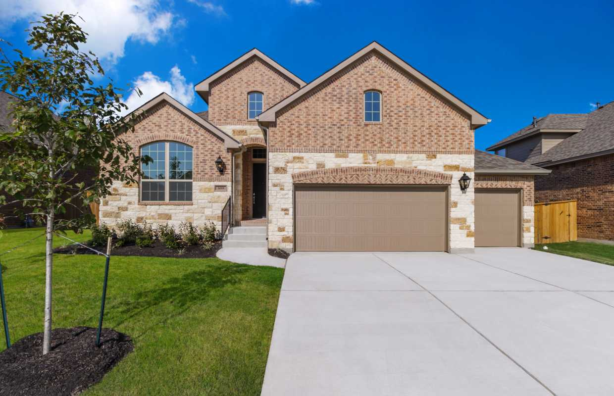 New home for sale 3019 isabella lane round rock tx 78665 for Isabella house