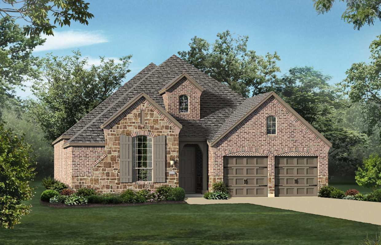 New Home Plan 543 In Fair Oaks Ranch Tx 78015
