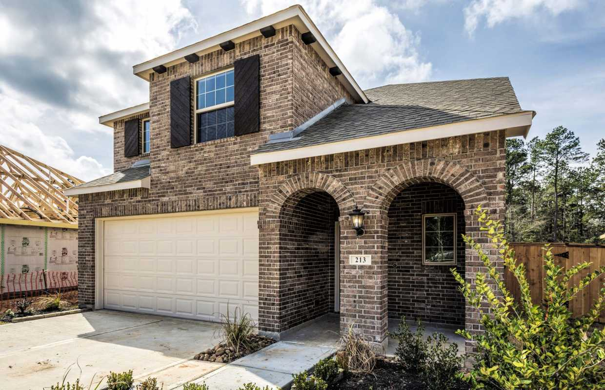 Highland Homes Woodforest Texas Homemade Ftempo