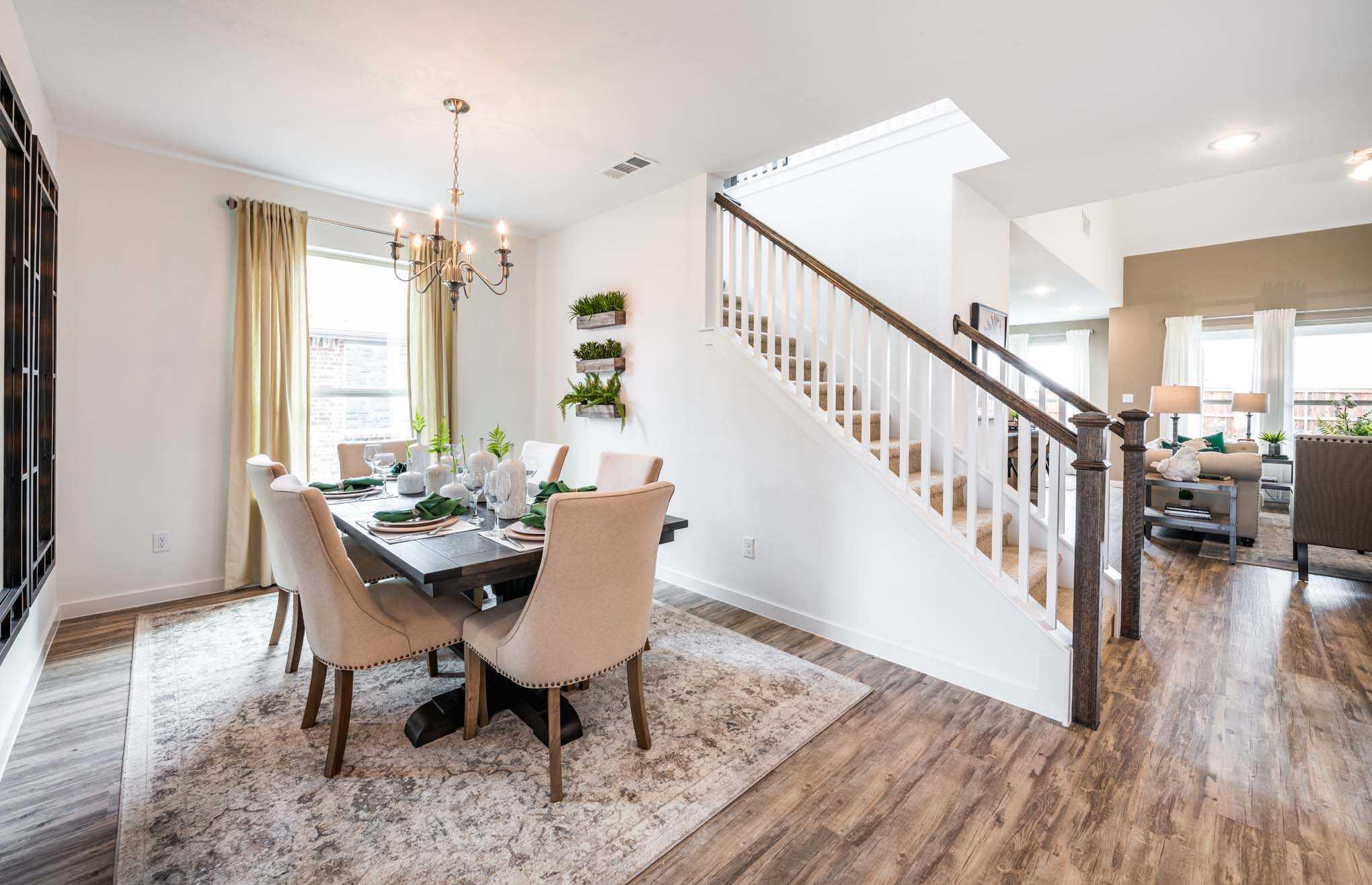 New Home Plan Richmond in Richmond, TX 77407