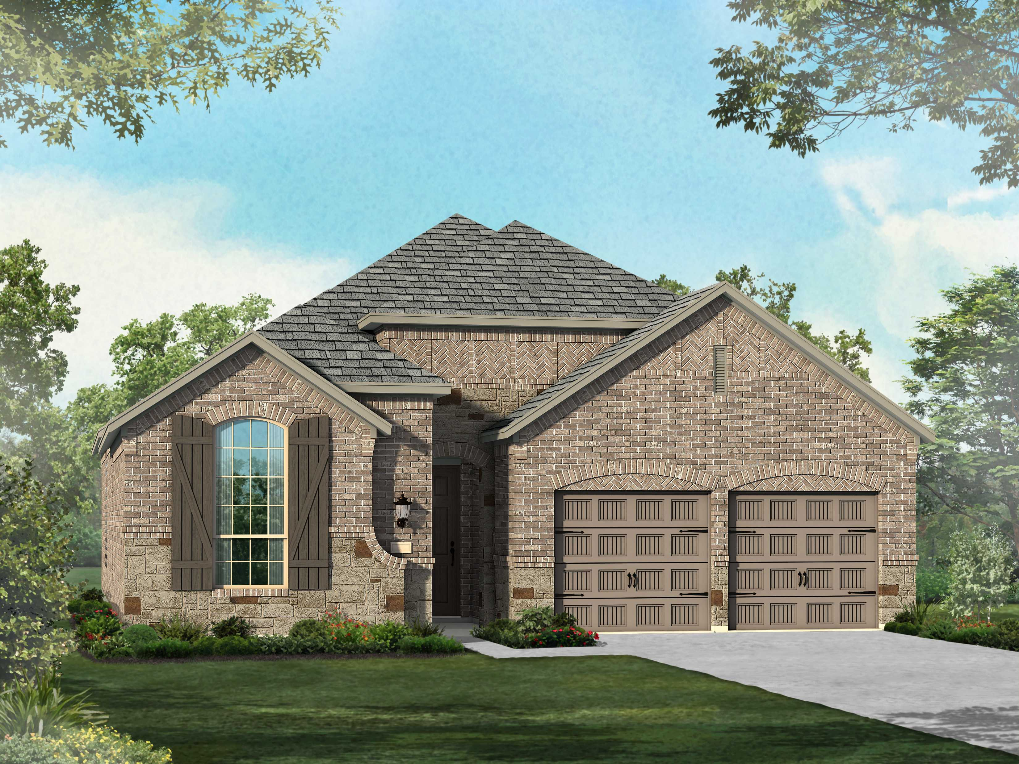 New Home Plan 551 In Boerne, TX 78006