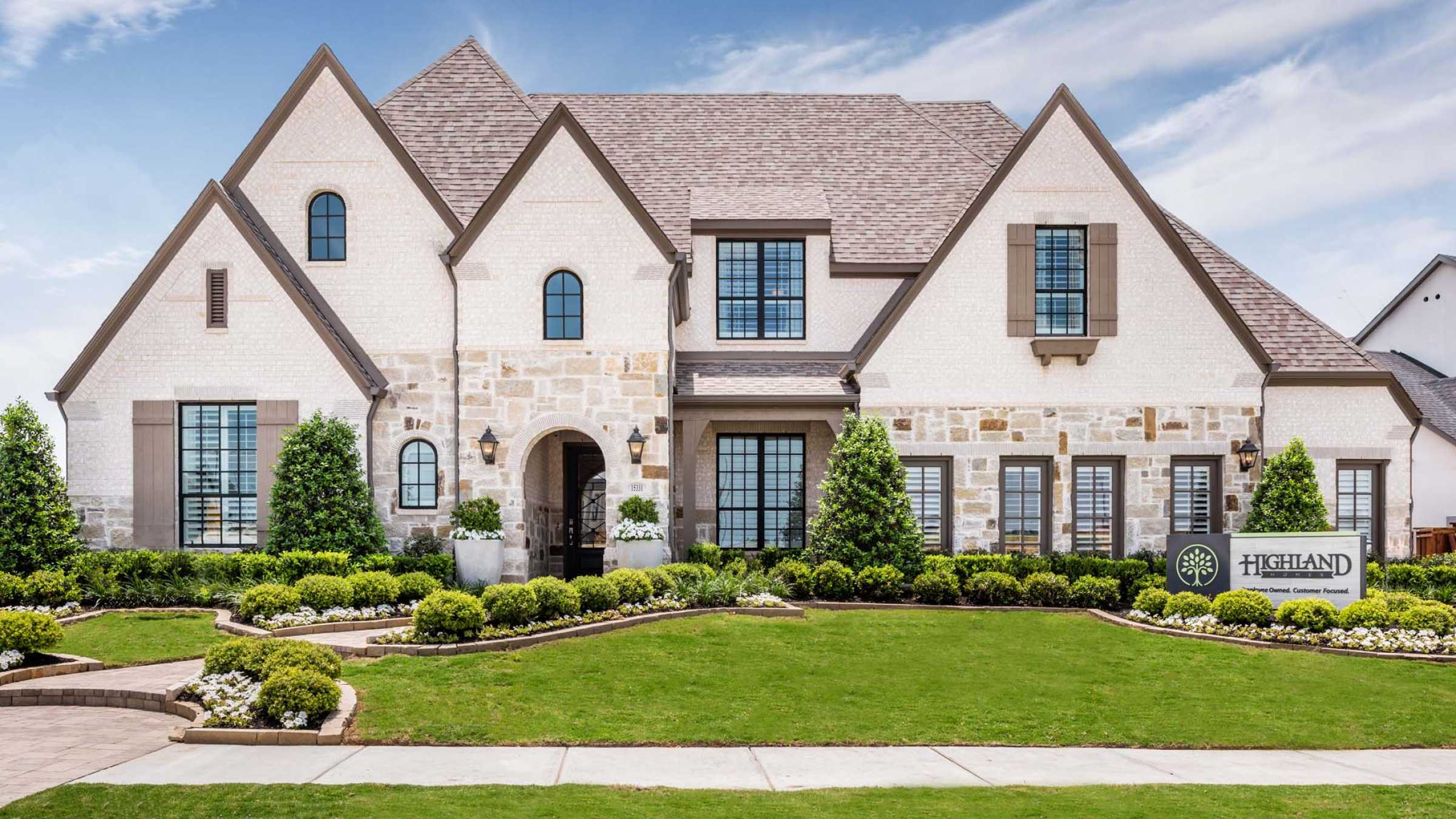 New Homes In The Grove Frisco Home Builder In Frisco Tx