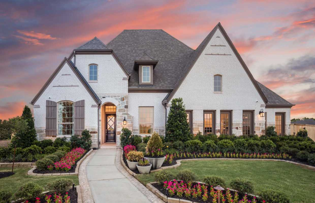 Model Home At 30414 Garden Ridge Court