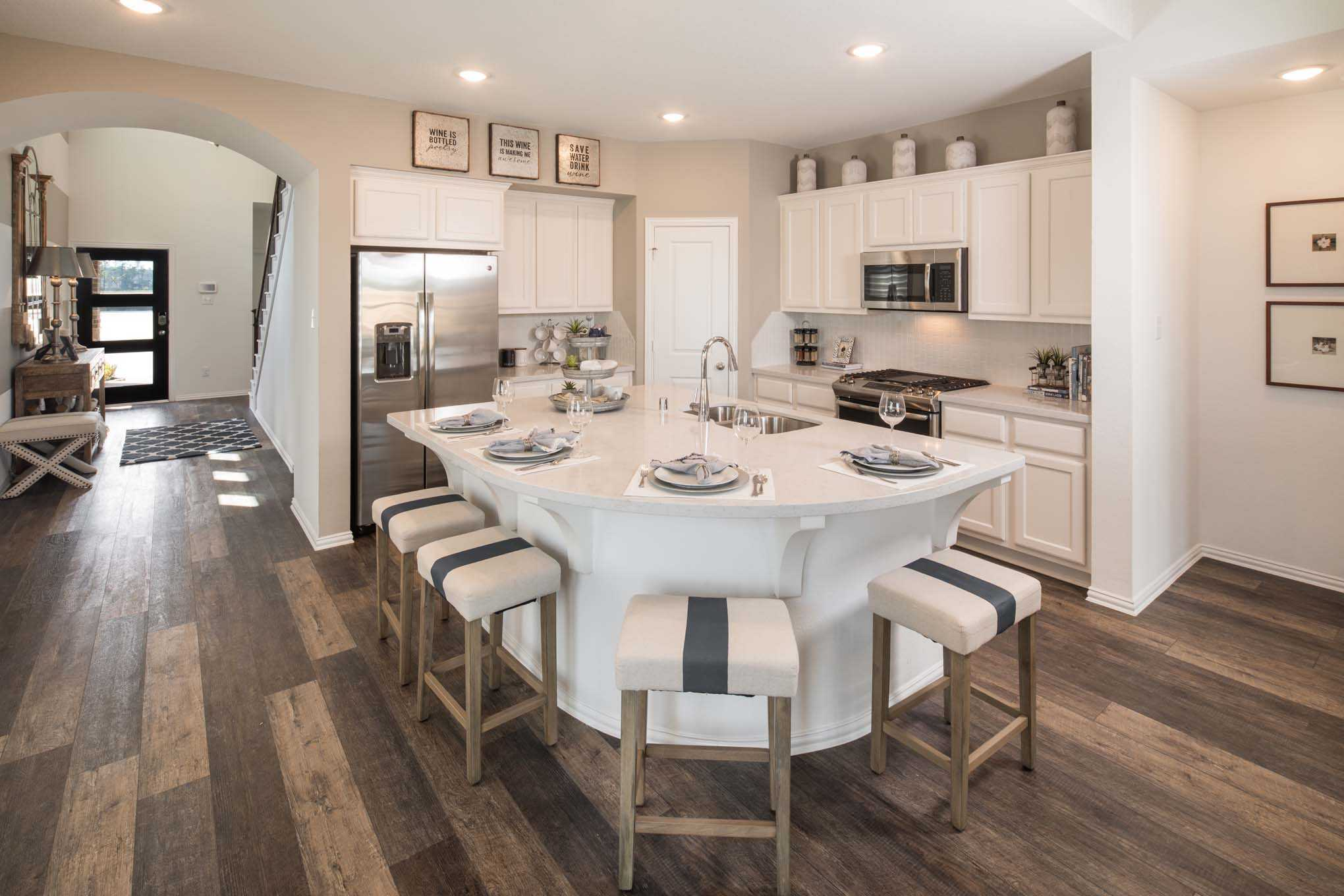 New Homes In Balmoral Home Builder In Humble Tx