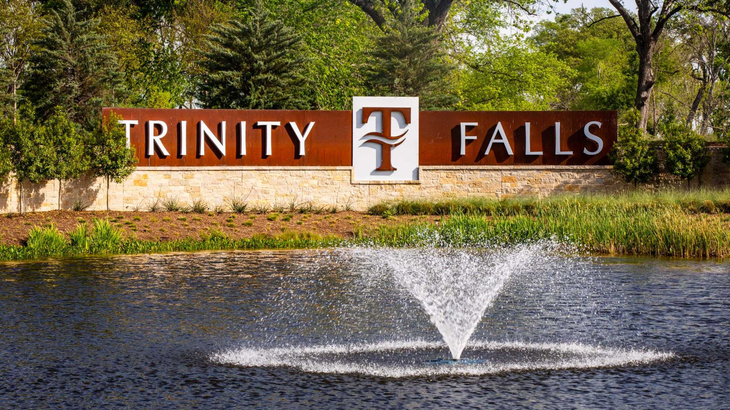 New Homes in Trinity Falls: 80ft  lots - Home Builder in McKinney TX