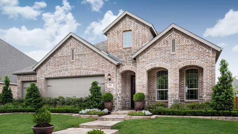 New Homes In Wildridge Series 50ft Lots Home