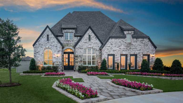 New Homes in Pomona: 65ft  lots - Home Builder in Manvel TX
