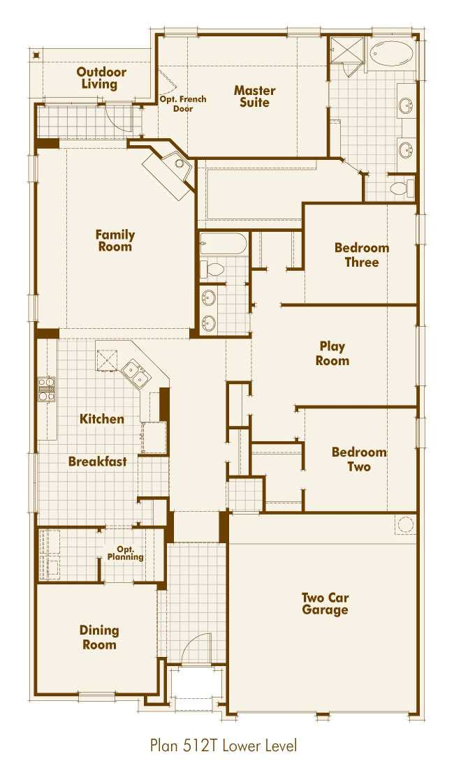 New Home Plan 512t In Bulverde Tx 78163