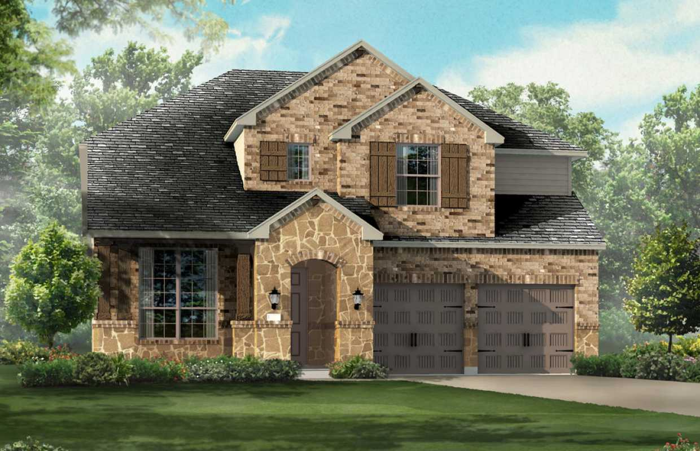 New home plan 535 in san antonio tx 78258 for House plans san antonio