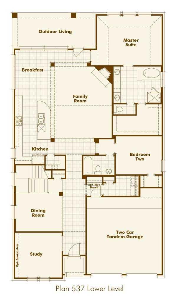 New home plan 537 in san antonio tx 78258 for House plans san antonio
