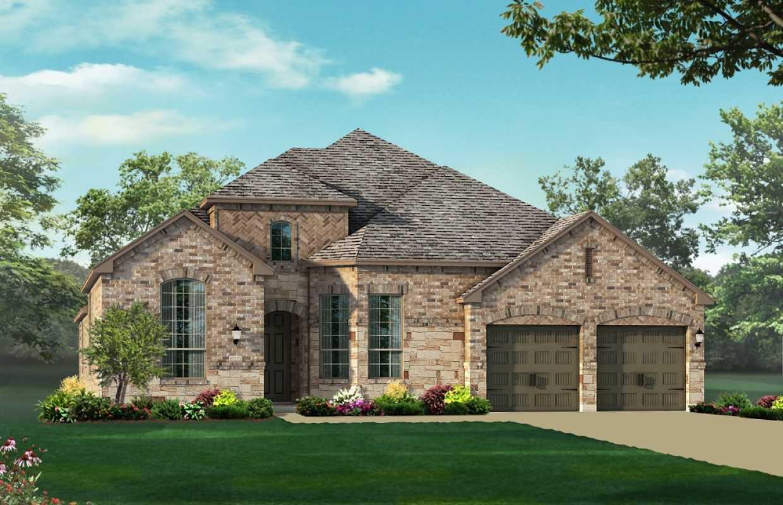New home plan 238 in san antonio tx 78254 for House plans san antonio