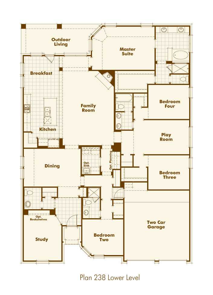 1001864_orig new home plan 238 in san antonio, tx 78254,Highland Homes Floor Plans Texas
