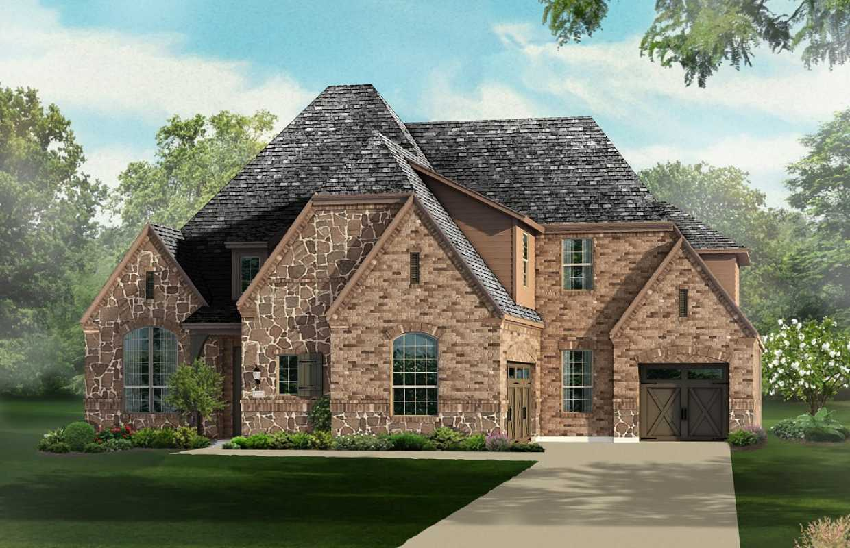 New home plan 615 in san antonio tx 78256 House plans san antonio