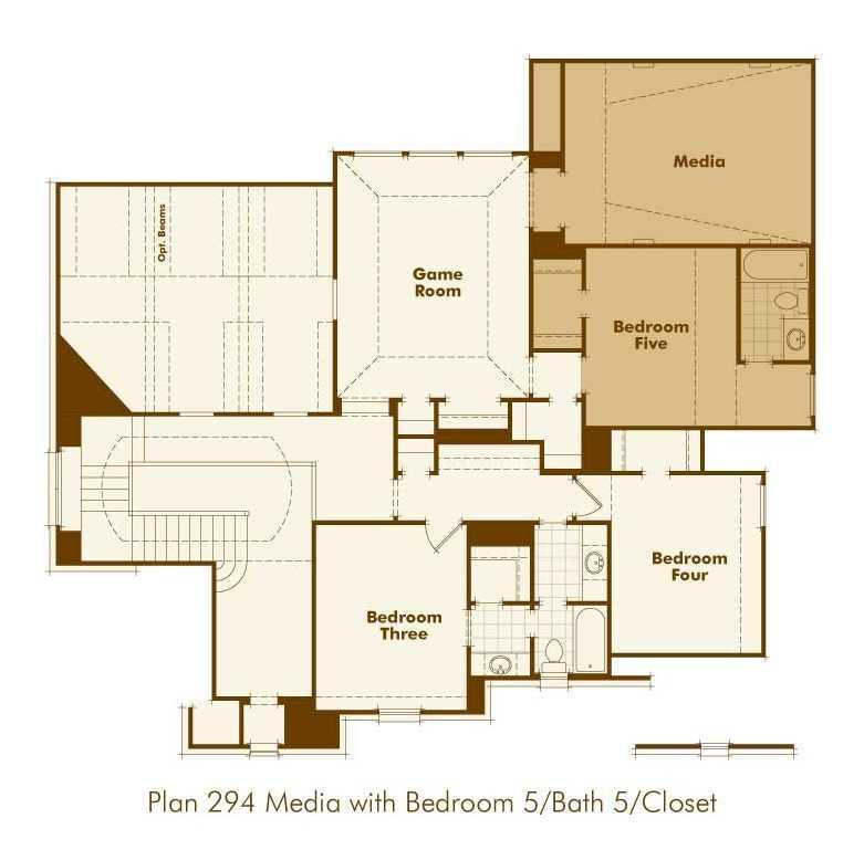 Highland Homes Floor Plans Texas