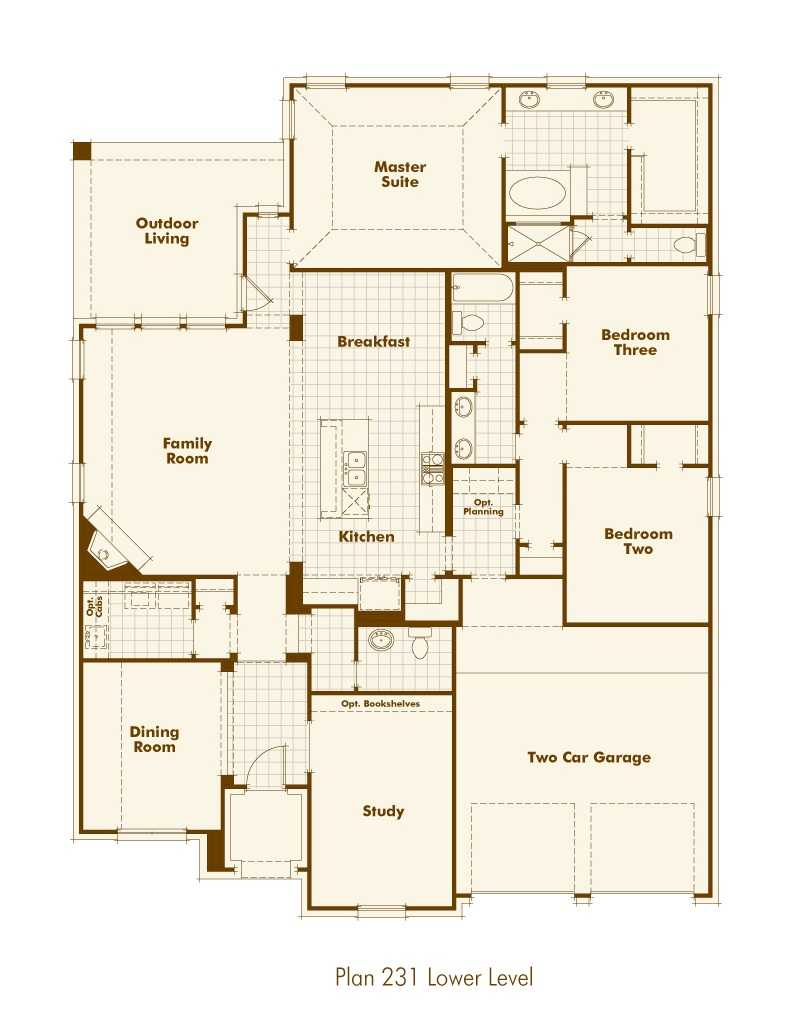 New home plan 231 in san antonio tx 78254 for House plans san antonio