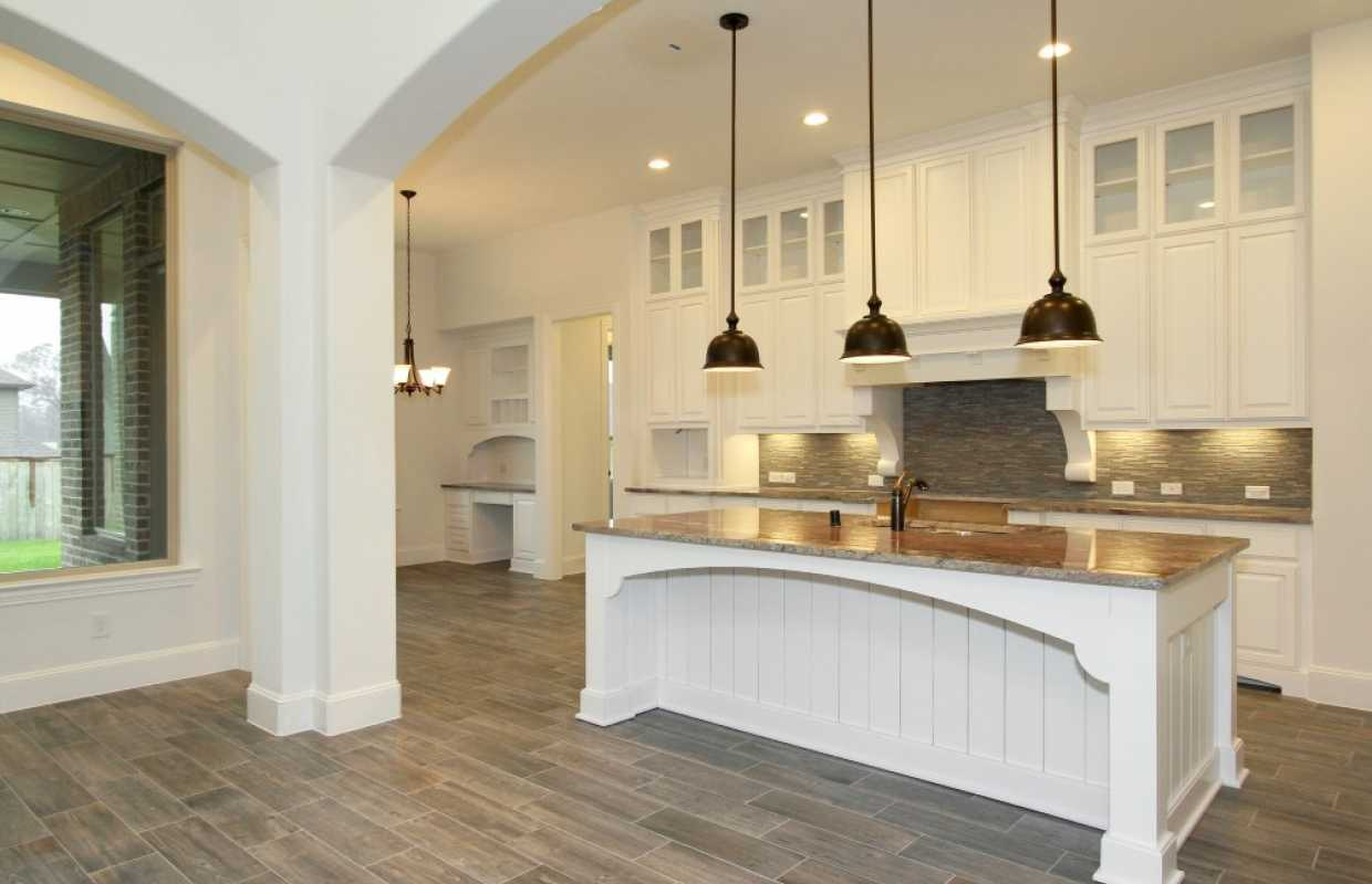 Highland Homes  Caption. New Home Plan 291 in Richmond  TX 77407